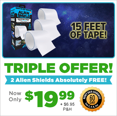Order Alien Shield™ Now!